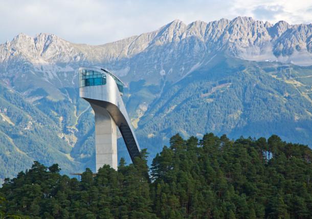 Bergisel ski jumping