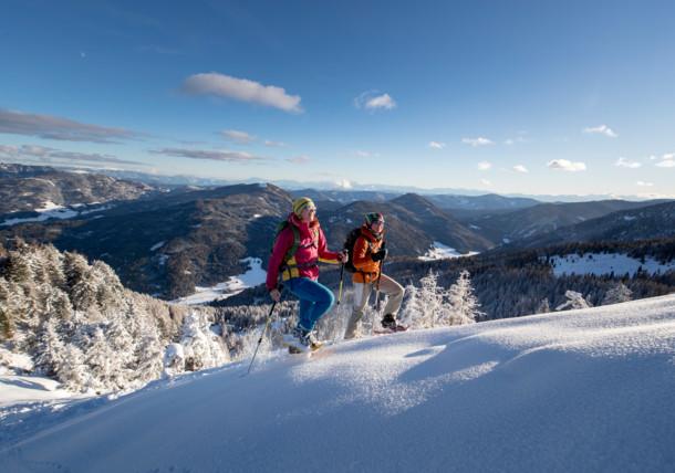 Schneeschuhwandern Murau-Kreischberg