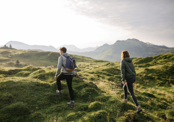Hiking in Kitzbühel