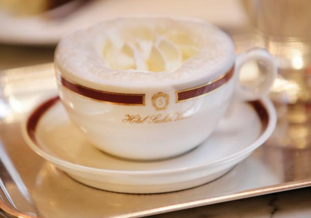 Kulinarik - Kaffee Melange