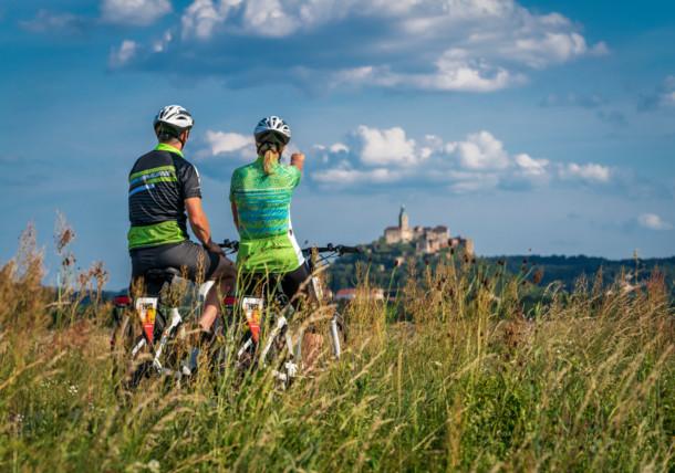 Burg Güssing im Burgenland