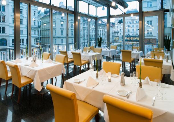Ambassador Wintergarten Restaurant