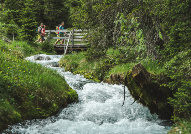 Wandern am Lechweg