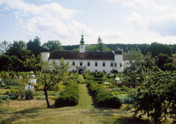 Schiltern Castle / Waldviertel near Langenlois
