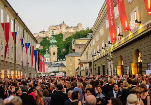 Salcburský festival
