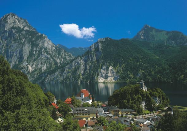 Traunsee, Górna Austria