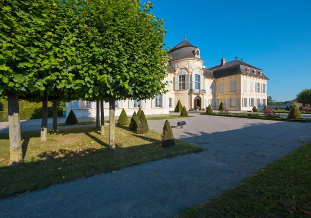 Areal Schloss Hof