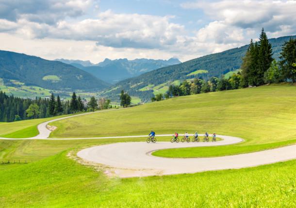 Altenmarkt Zauchensee - bike tour