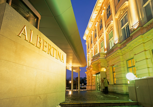 Albertina in Vienna, Museum