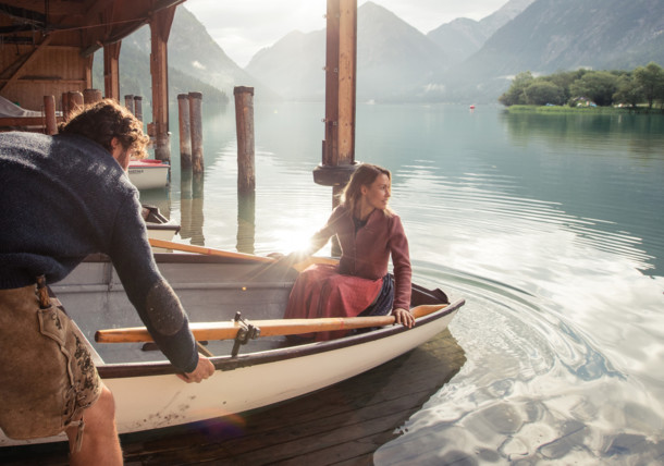 Boat Ride at Tiroler Zugspitz Arena