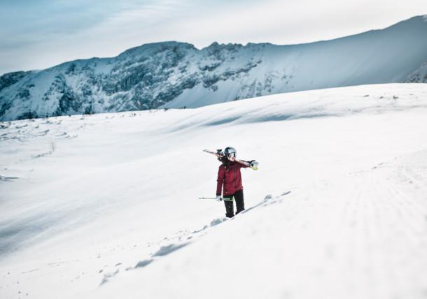 Ski Berge Hinterstoder