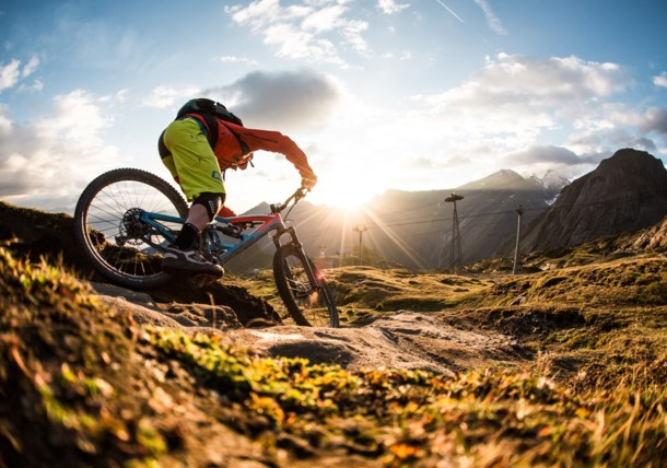 Cykling i Zell am See-Kaprun