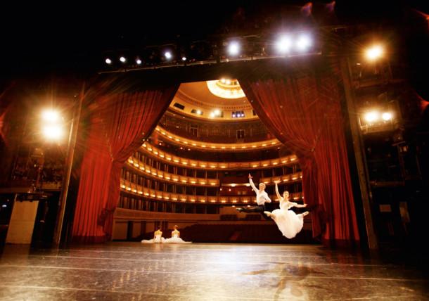 Oper: Wiener Staatsballett, Erste SolotänzerInnen, Maria Yakovleva und Kirill Kourlaev
