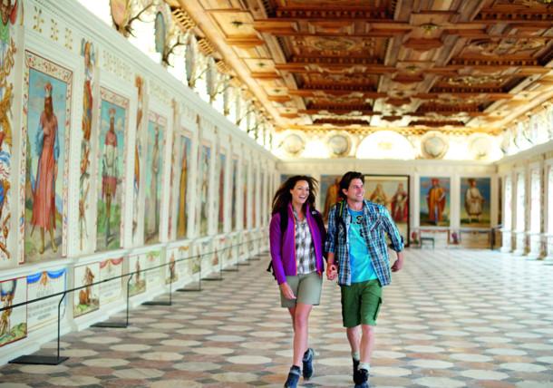 Castle Ambras, spanish hall