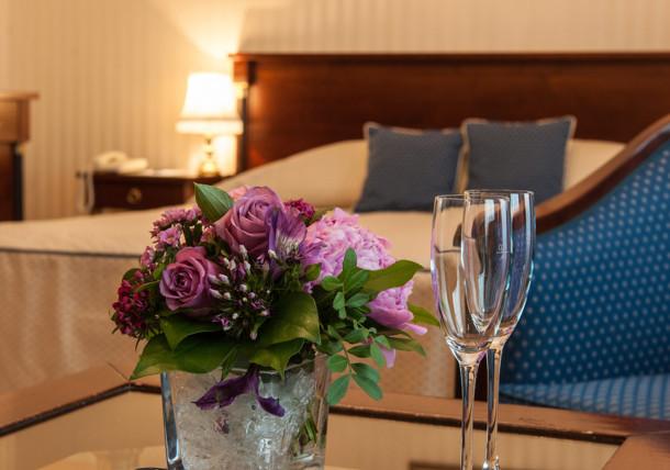 Klassik-Zimmer Ambassador Hotel Vienna