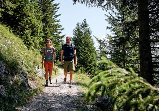 Hiking Brandnertal