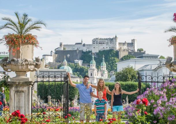Salzburg pentru cei mici