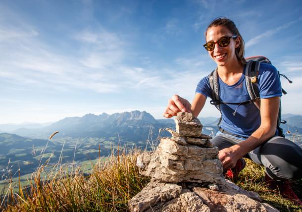 KAT Walk in den Kitzbüheler Alpen