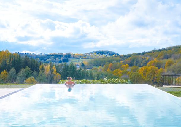 Wellness, odpočinek, lázeňský hotel, Burgenland