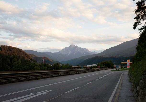 Open road (Brenner)
