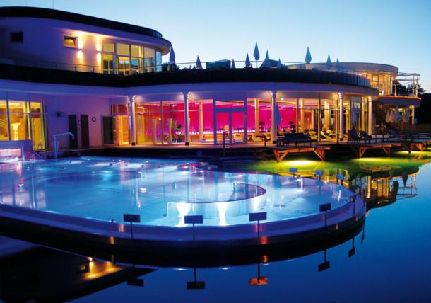 Zážitkový bazén, prírodné kúpalisko, Avita Resort