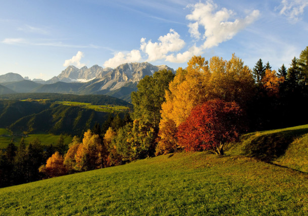 Herbst in Schladming