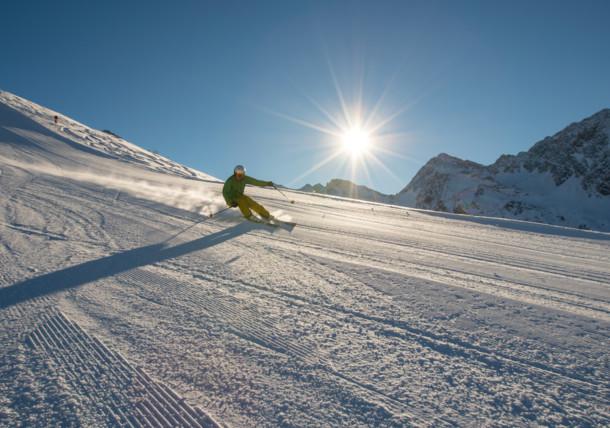 Winter in Osttirol - Skifahren
