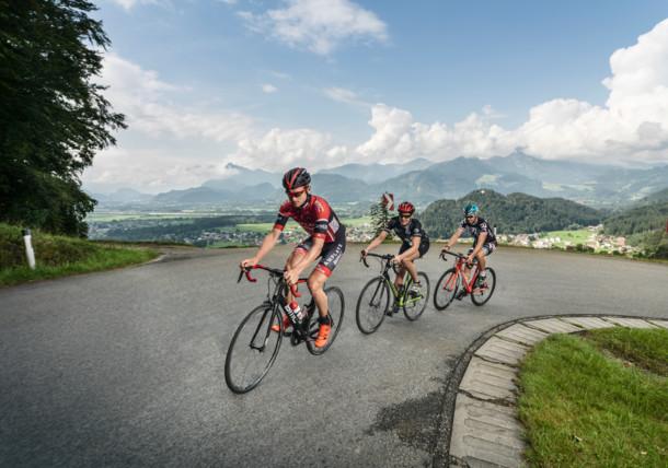 Traumstrecken für Rennradfahrer