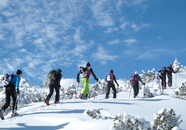 Kleinwalsertal Skitour