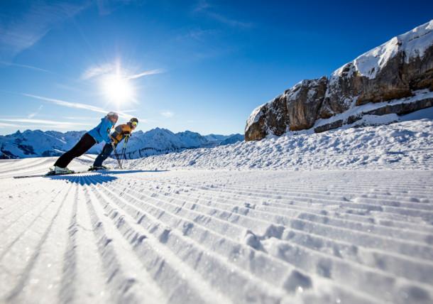 GenussSkifahren am Ifen, Kleinwalsertal