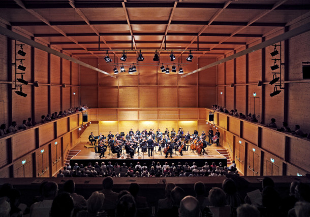 Liszt Festival Raiding concert