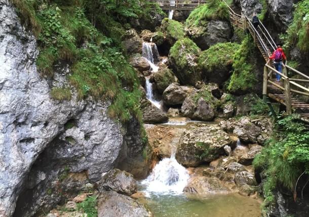 Bärenschütz-gorge, Styria