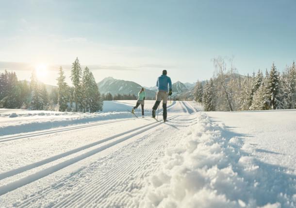 Langlaufen in Ramsau am Dachstein