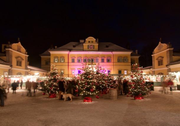 Hellbrunner Adventzauber Salzburg