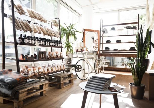 Shop im Hotel Daniel Wien