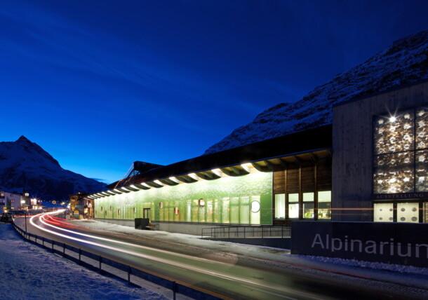 Alpinarium Galtür