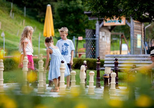Hry a zábava v Salvenalandu