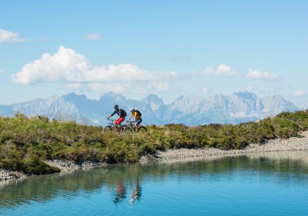 Bike Trail in Kitzbühl