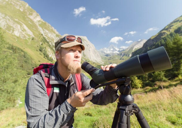 Nature Watch with a Ranger in National Park Hohe Tauern