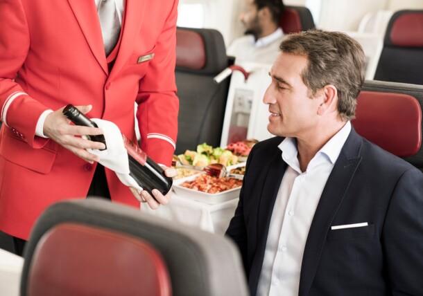 Austrian Business Couple Starters