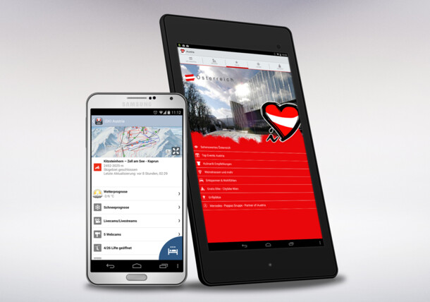 Android Apps für Ihren Österreich-Urlaub