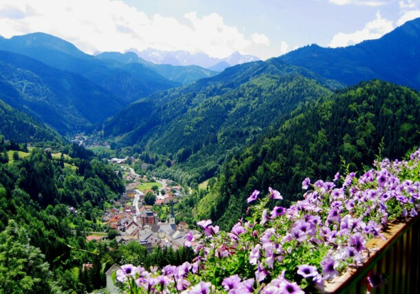 Enjoying Austria's beauty