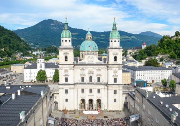 Jedermann, Salzburger Festspiele