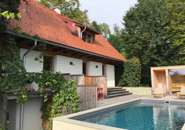 Pures Leben Winzerhaus Sausal