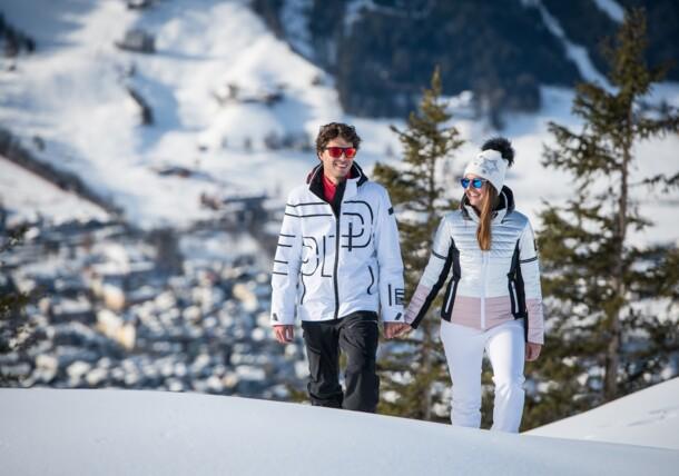 Winterwandern in Kitzbühel