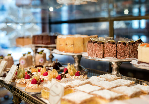 Confectionery Demel