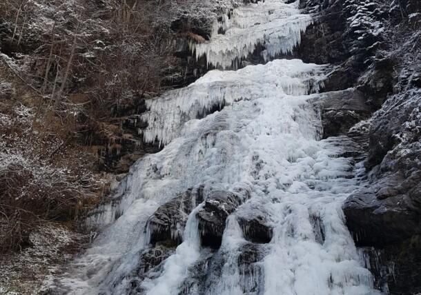 Wodospad Schleierwasserfall