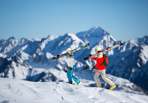 Skiurlaub im Salzburger Lungau