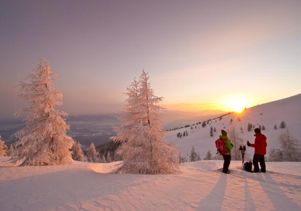 Kärnten im Winter