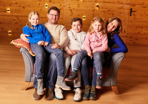 Familie Lotz Gruppenfoto